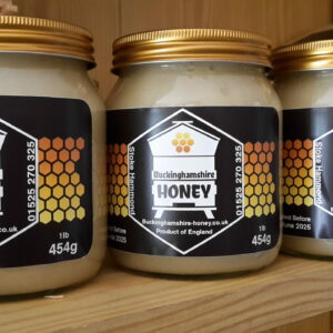 Soft-set honey