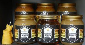 Full Xmas 2020 honey selection