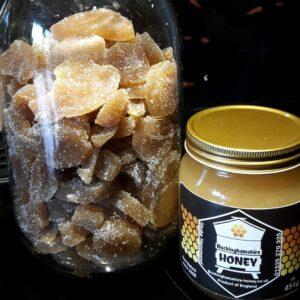 Soft Set Ginger Honey